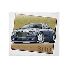 Grey_300_DUB Throw Blanket