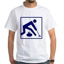 Curling Logo Shirt
