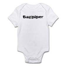 Bagpiper (Hardcore) Infant Bodysuit