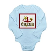 cheer blanket gold1 Body Suit
