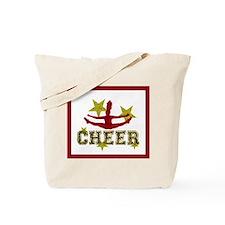 cheer blanket gold1 Tote Bag