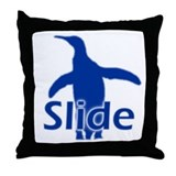 Slide Throw Pillow