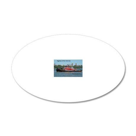 CalendarCover-2 20x12 Oval Wall Decal