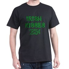 Irish Kisses 25 cents T-Shirt