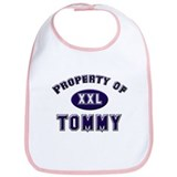 My heart belongs to tommy Bib