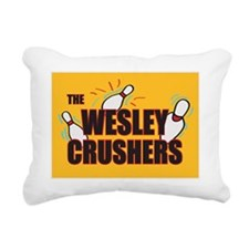 2-the-wesley-crushers Rectangular Canvas Pillow