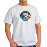 Satellite Beach Police Ash Grey T-Shirt