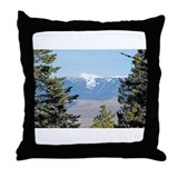 Missoula, MT area Throw Pillow