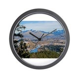 Missoula Valley Wall Clock