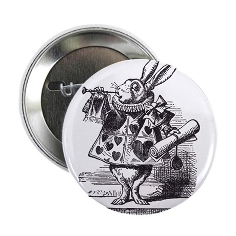 White Rabbit 2 Button