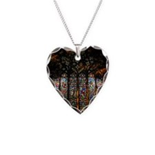 christ church cathedral windo Necklace
