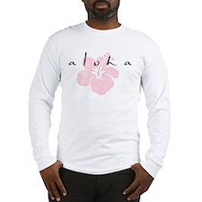 AloooHA Long Sleeve T-Shirt