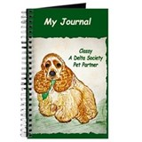 Classy: Cocker Spaniel Journal