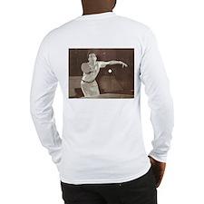 Marty Reisman Long Sleeve T-Shirt