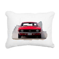 Camaro 0062 Rectangular Canvas Pillow
