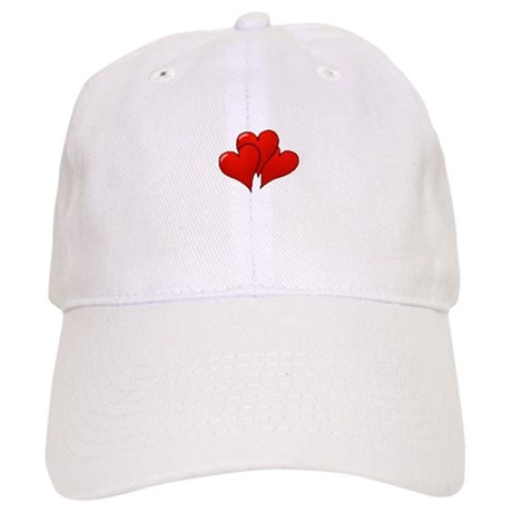 Three Hearts Cap