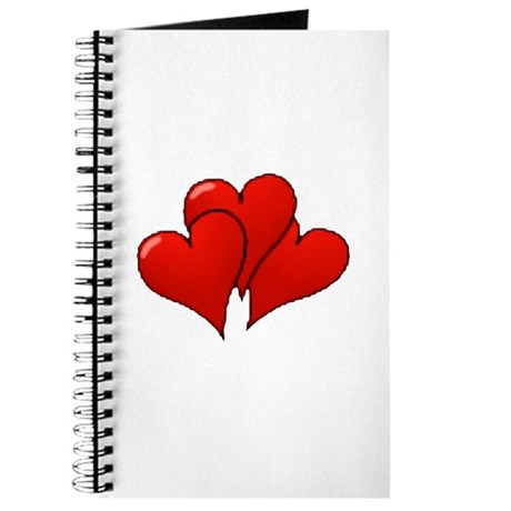 Three Hearts Journal