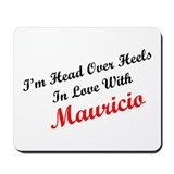 In Love with Mauricio Mousepad