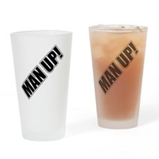 manup Drinking Glass
