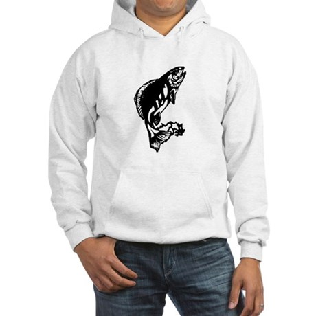 Fishing Hooded Sweatshirt