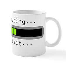 brain-loading Small Mug