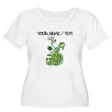 Venus Fly Trap Plus Size T-Shirt