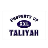 Property of taliyah Postcards (Package of 8)