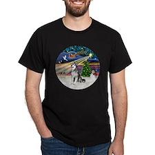 Xmas Magic (R) - Alaskan Malamute T-Shirt