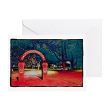 Walk of Champions Greeting Card