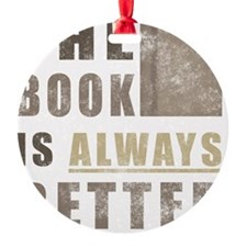 BooksBetter Ornament