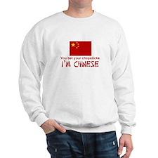 Chinese Chopsticks Sweatshirt
