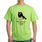 Your Pen Green T-Shirt