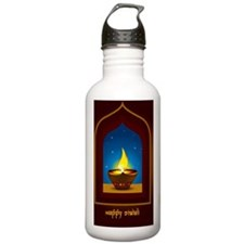 diwali_greetings Water Bottle