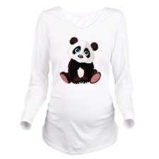 pando Long Sleeve Maternity T-Shirt