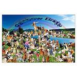 CaninenCancerAwareness Large Poster