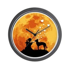 Belgian-Malinois22 Wall Clock