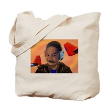 BabyAviator Tuskegee Red Tail Tote Bag