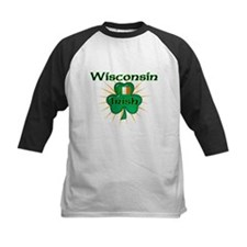 Wisconsin Irish Tee