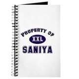Property of saniya Journal