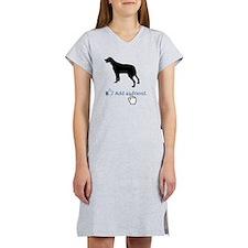 Brittany-Spaniel13 Women's Nightshirt