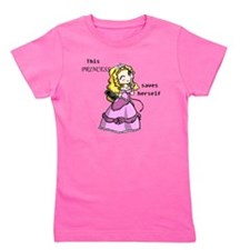 3-princess Girl's Tee