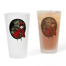 red_hood Drinking Glass