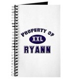 Property of ryann Journal