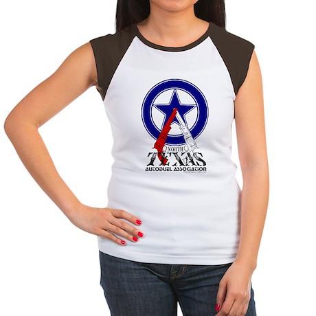 North Texas Autoduel Women's Cap Sleeve T-Shirt