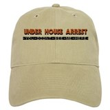 Under House Arrest Baseball Cap