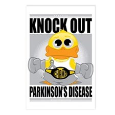 Knock-Out-Parkinsons-Dise Postcards (Package of 8)