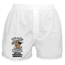 Paws-for-the-Cure-Parkinsons Boxer Shorts