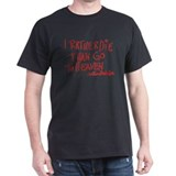 T-Shirt William Murderface, Dethklok quote