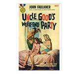 Postcards (pkg. 8)-'Uncle Good's... Party'