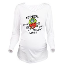 npoadg-color Long Sleeve Maternity T-Shirt